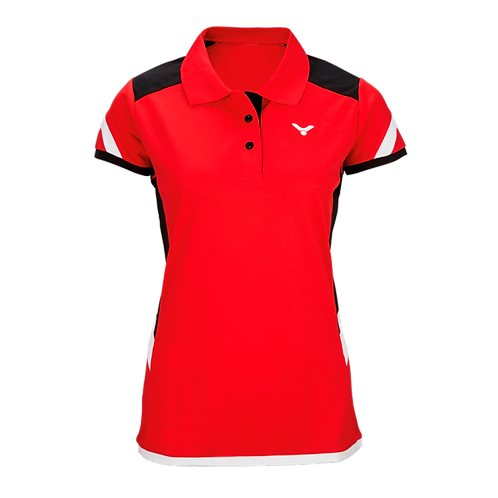 Victor Polo Female Red