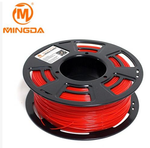 Mingda Kırmızı PLA filament 1.75mm 1kg