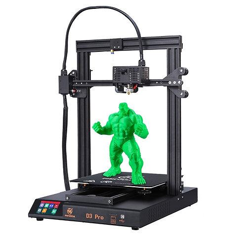 MINGDA D3 PRO 320*320*400mm 3D yazıcı ( ÖN SİPARİŞ )