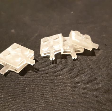 SLA baskı lego parçaları