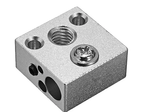 J-Head Hotend Isıtma Bloğu 3D yazıcı bowden ENDER CR10