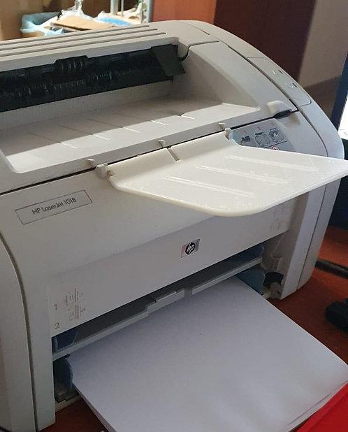 HP Laserjet 1010, 1012, 1015, 1018, 1020, 1022 uyumlu kağıt çıkış kapağı