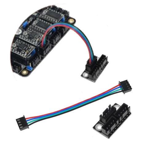 3D yazıcı Step Motor Paralel Modülü