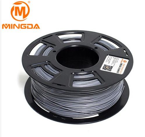 Mingda Gümüş Gri PLA filament 1.75mm 1kg
