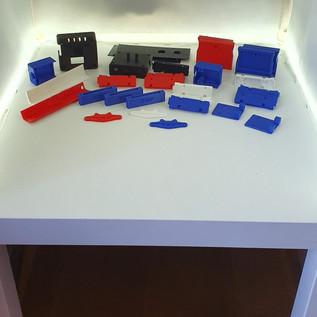 Retro konsol parçaları