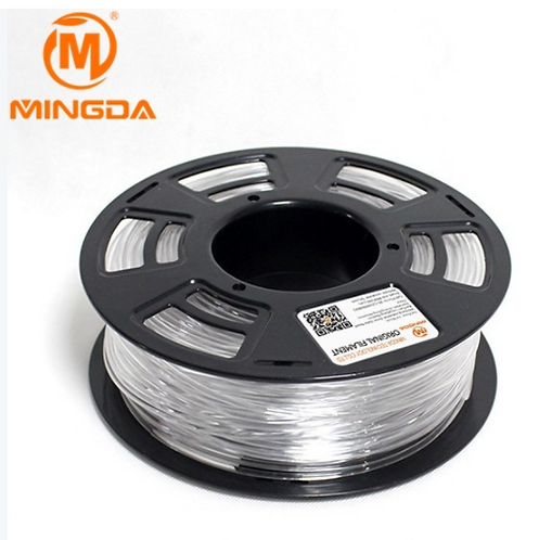 Mingda Şeffaf PLA filament 1.75mm 1kg