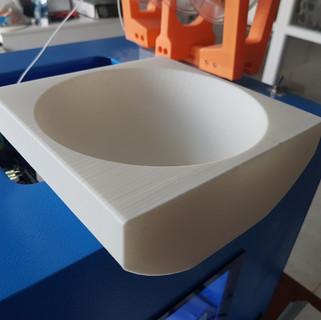 3D yazıcıdan üretilmiş Kompozit kalıbı
