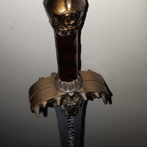 Özel Tasarım kılıç modeli