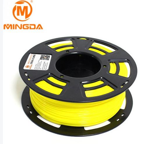 Mingda Sarı ABS filament 1.75mm 1kg