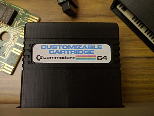 Commodore 64 Kartuş