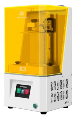 Mingda K3 LCD SLA 3D Yazıcı