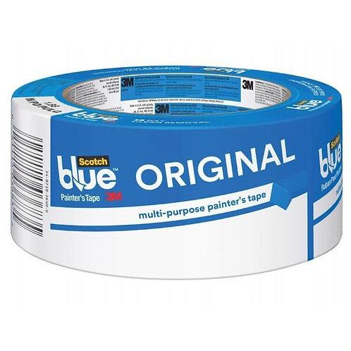 3M ScotchBlue™ Mavi Maskeleme Bandı - Yazıcı Tablaları için 48mm X 54,86m