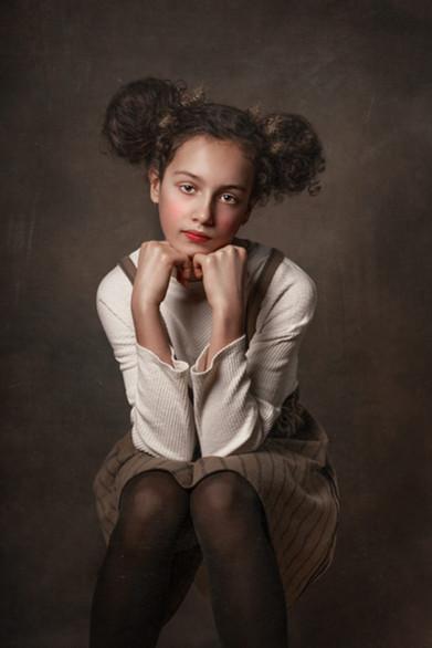 Fine Art Portret Noa
