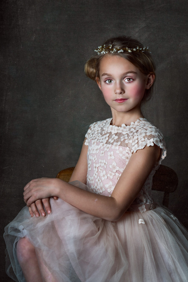 Fine Art portret Lisanne
