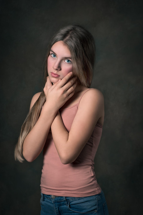 Fine Art portret Anna