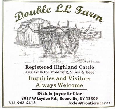 Double L Farm: Boonville, NY