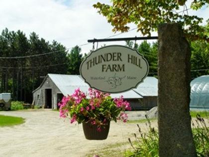 Thunder Hill Farm, Maine