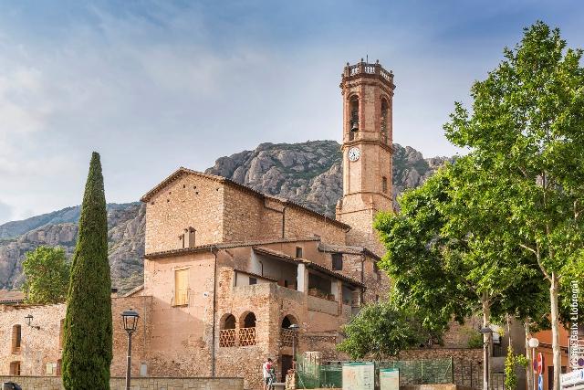 Església de Sant Corneli - Collbató