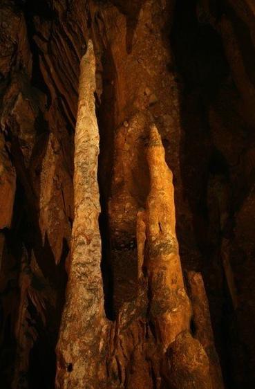 Estalagmites - Coves de Montserrat