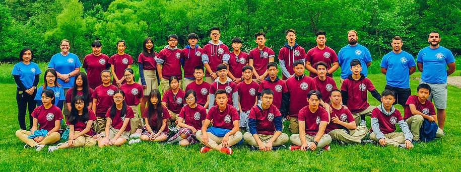International Students on the U.S. Trip