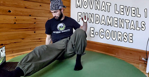 MovNat Level 1 Fundamentals E-Course