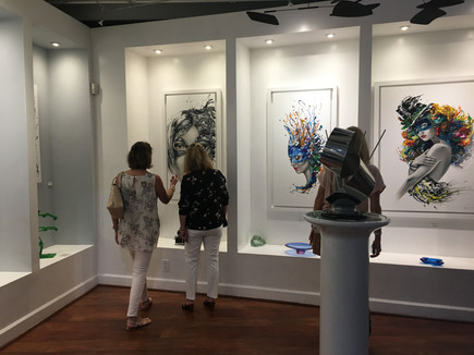 Heart of Delray Gallery