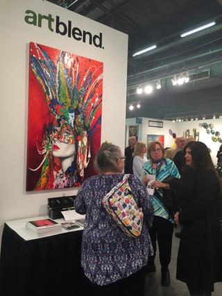 Art Expo N.Y. 2017
