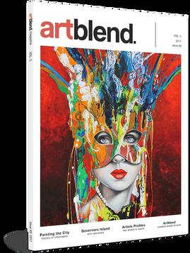 Artblend Publication 2017