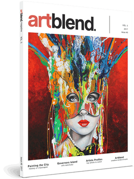 Artblend Publication 2017