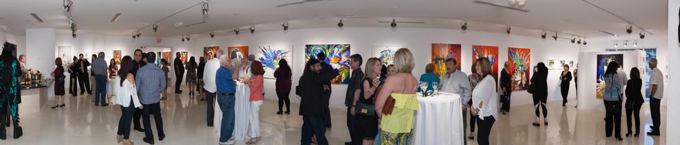Bouzón Muxó Opening Exhibiton 2017