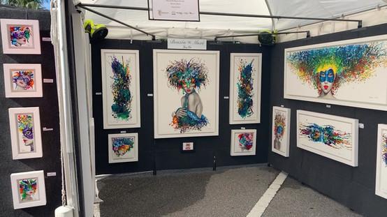St Armands Art Festival 11/19