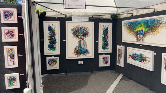 St Armands Art Festival 11/19