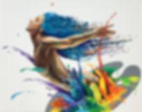 Magic Palette,  48 X 60, $12,000.00 Cert
