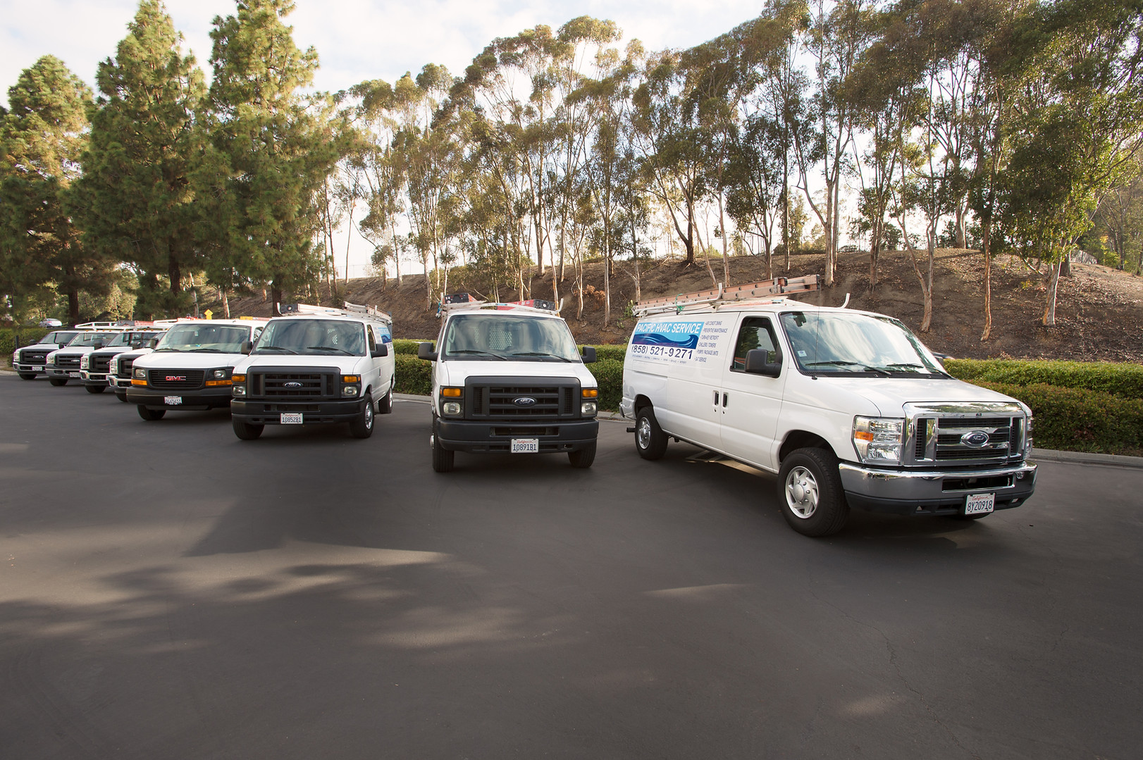 Pacific HVAC Fleet