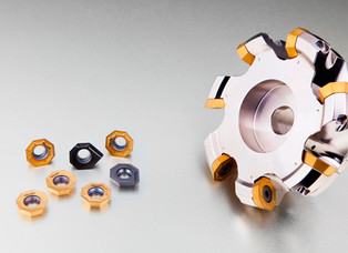 Focusing on difficult to machine materials