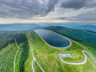 Europe's largest reversible water turbines part of Cutting Days 2017