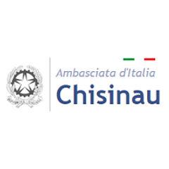logo ambasciata italiana in Moldova Moldavia
