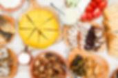 tavola apparecchiata gastronomia, cibo tradizionale Moldova Moldavia