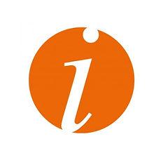 un simbolo informativo, lettera i