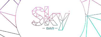 logo Sky Bar