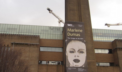 Marlene Dumas proves why painting can still move you! - 2015