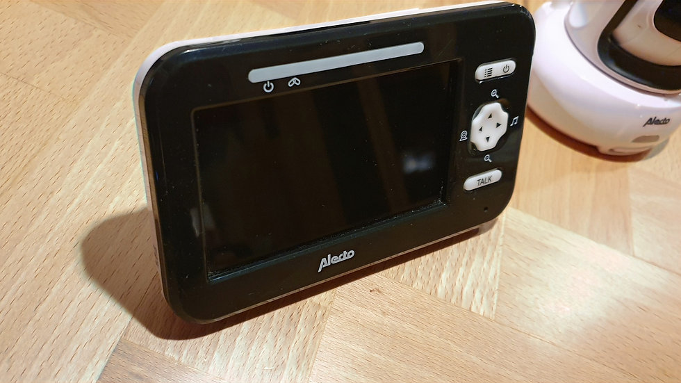 Alecto DVM 360/ 370 monitor