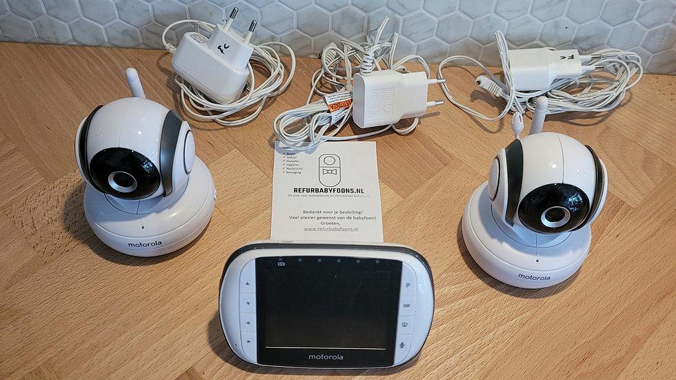 Motorola MBP 36s - 2 camera's