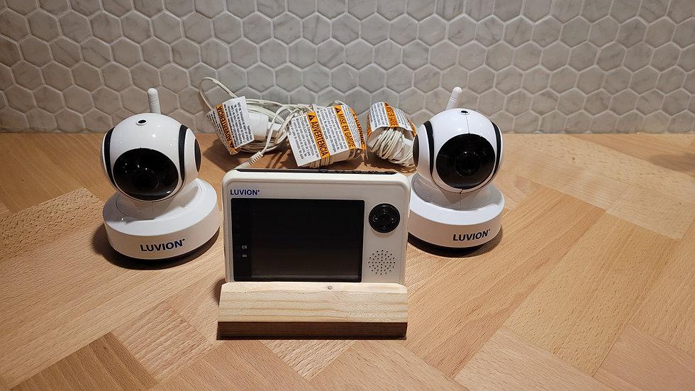 Luvion essential babyfoon met 2 cameras