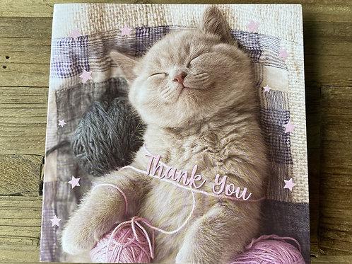 Thank You card - Various
