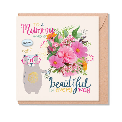 I love you Mummy (Magic Bean)