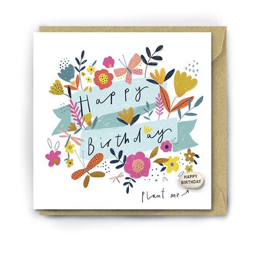Happy Birthday Cards (Magic Bean)