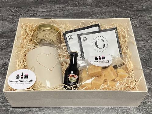 Irish Coffee Lovers Gift Box