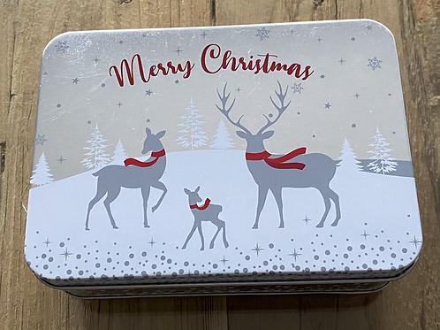 Christmas Gift Tin