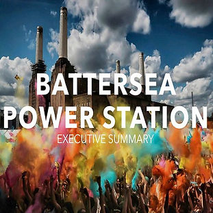 Battersea Power Station Entertainment Consultancy